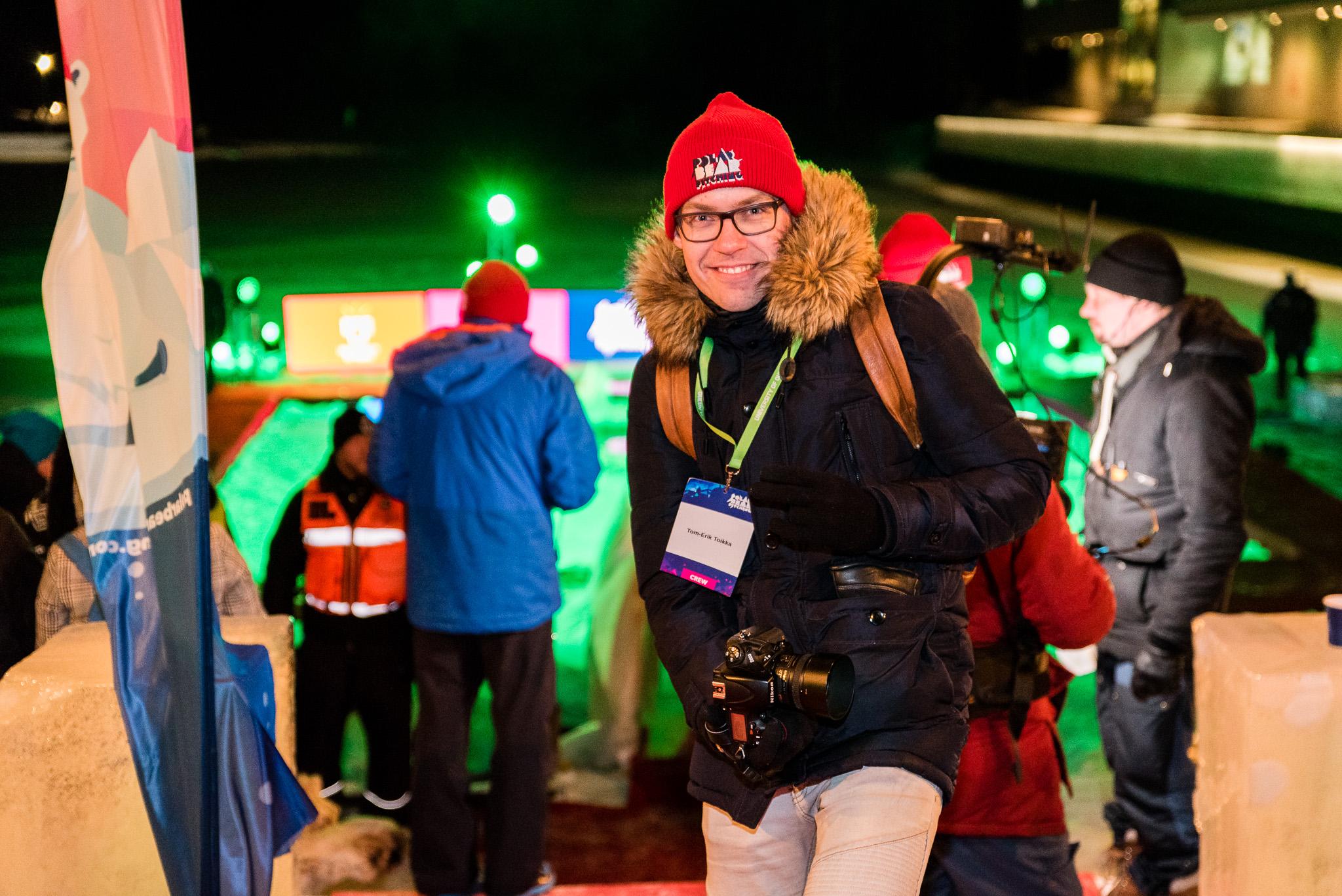 Jump into an adventure – volunteering in Polar Bear Pitching